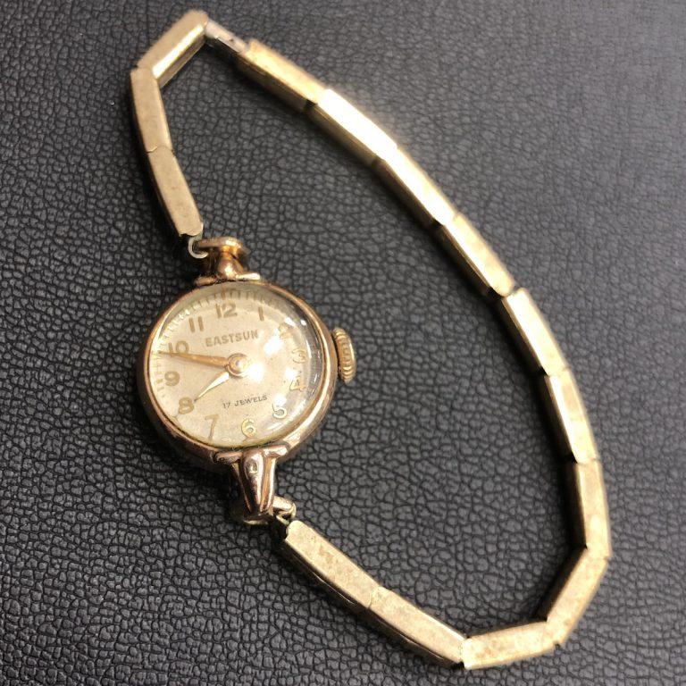 14K 腕時計
