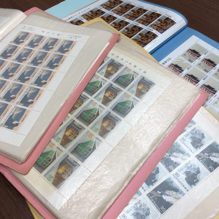 記念切手 普通切手 バラ シート