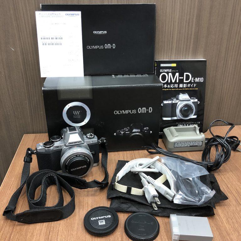 オリンパス デジタル一眼カメラ